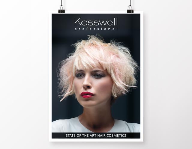 Fotos nueva colección KOSSWELL professional